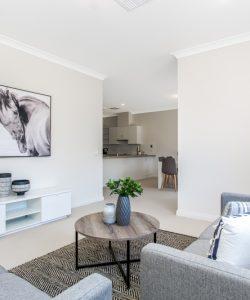 Trott Park Independent Living Units Lounge
