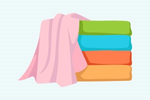 PP towels